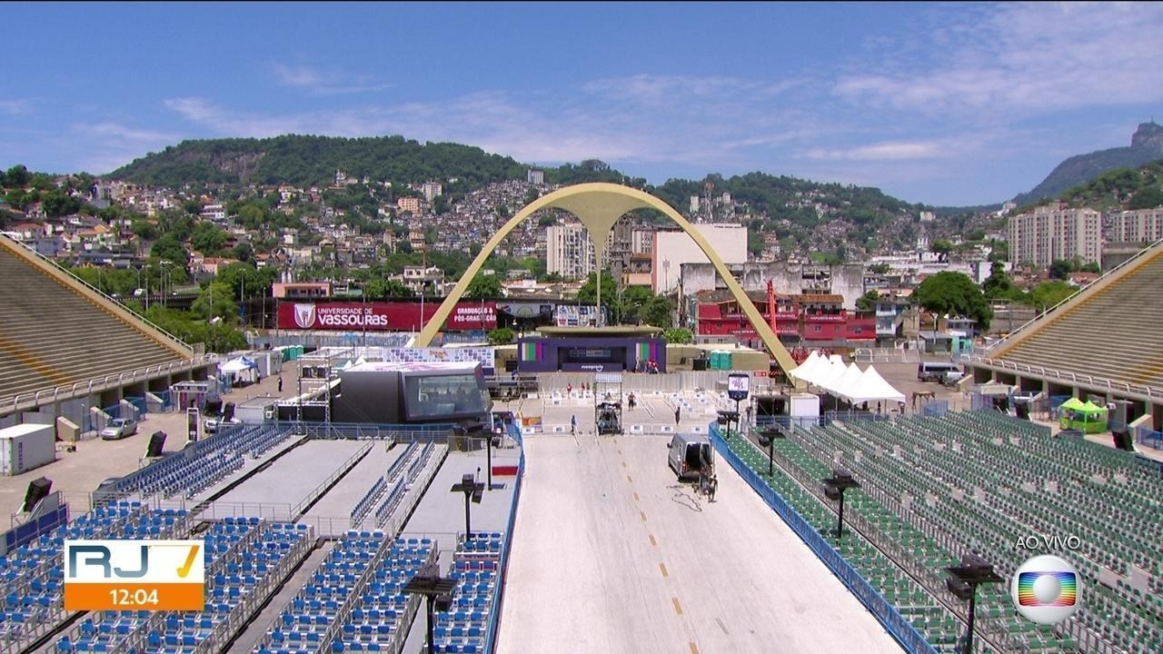 Escola de samba campeã do carnaval 2019 será conhecida nesta quarta (6)