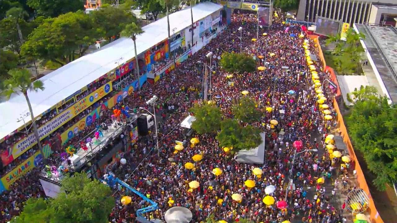 Resultado de imagem para Calendário do Carnaval 2020 é divulgado pela Prefeitura de Salvador