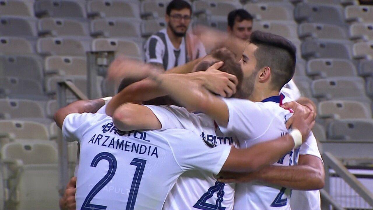 Melhores momentos de Atlético-MG 0 x 1 Cerro Porteño pela 1ª rodada da Libertadores