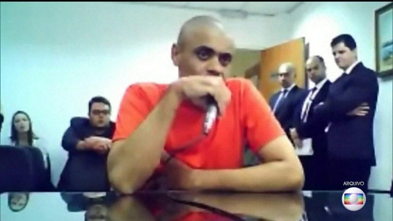 Laudo atesta insanidade de Adélio Bispo dos Santos, autor de facada em Bolsonaro