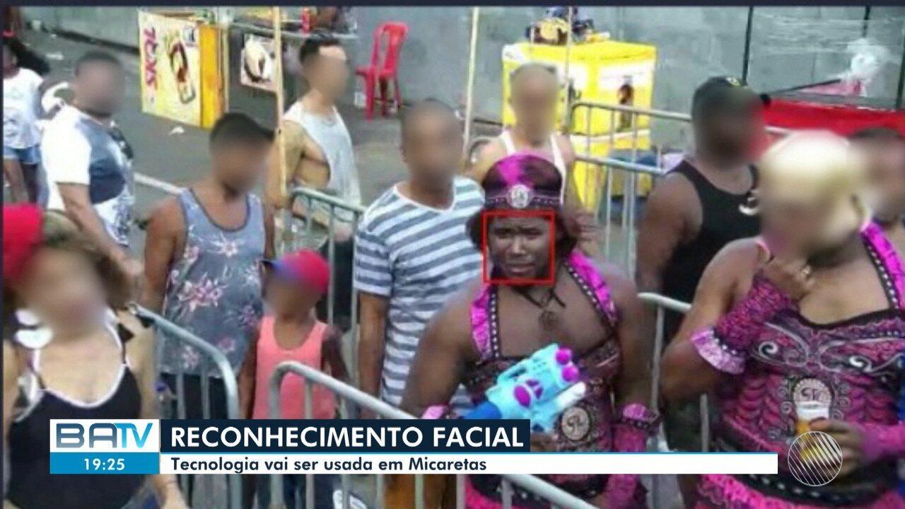 Tecnologia de reconhecimento facial vai ser implementado em micaretas baianas
