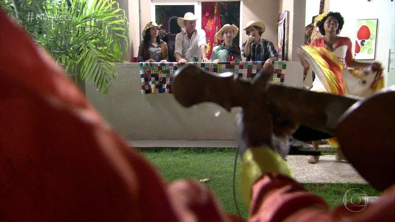 Confira um teaser do 'Jogo de Panelas Cuiabá'