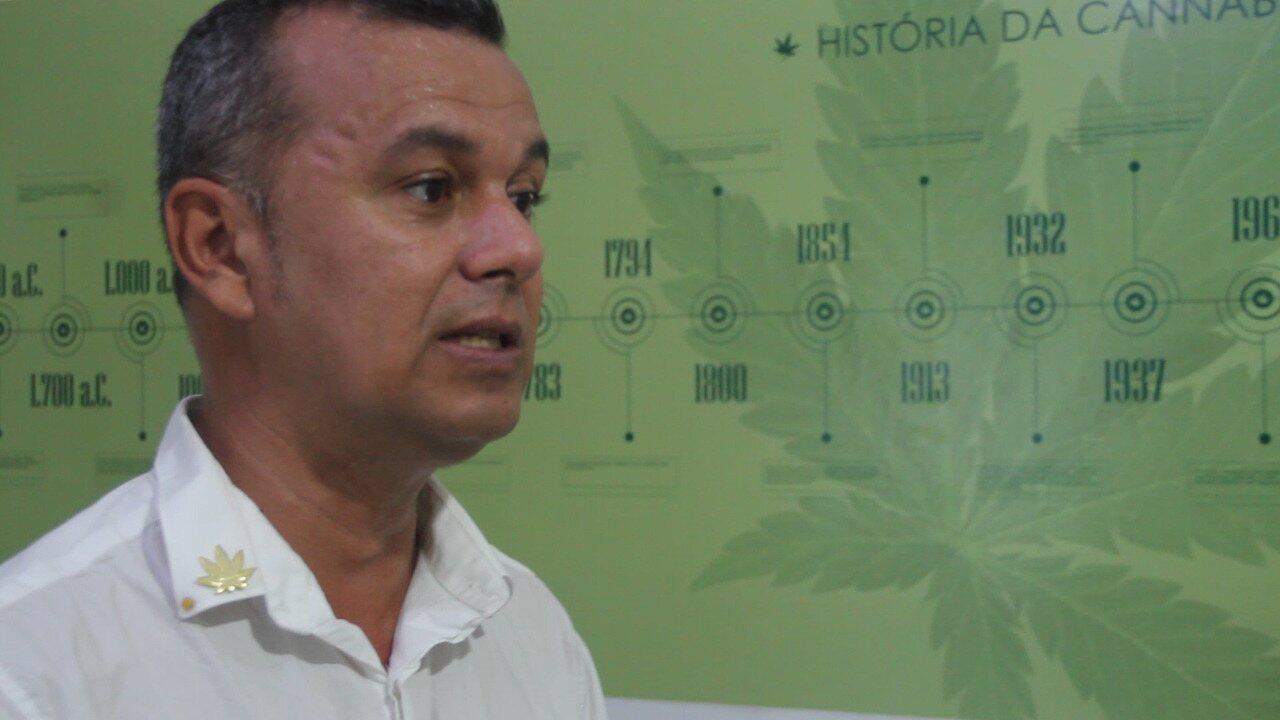 Cassiano Teixeira, diretor da Abrace, fala sobre cultivo de maconha para uso medicinal