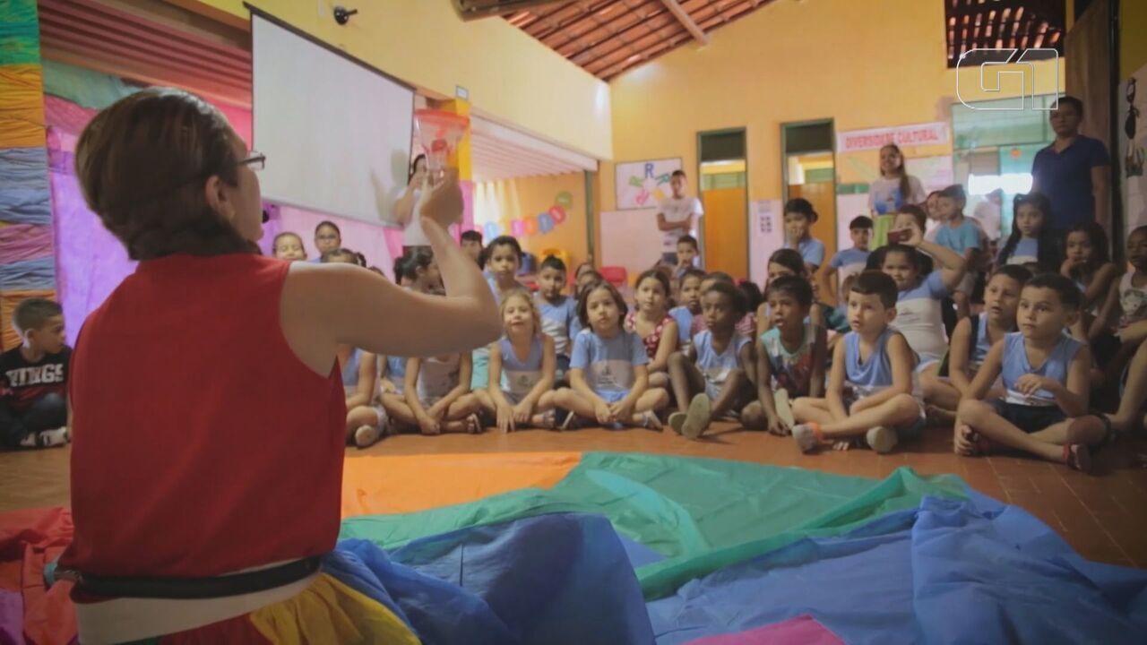 Série sobre educação mostra exemplos de escolas inovadoras no Brasil