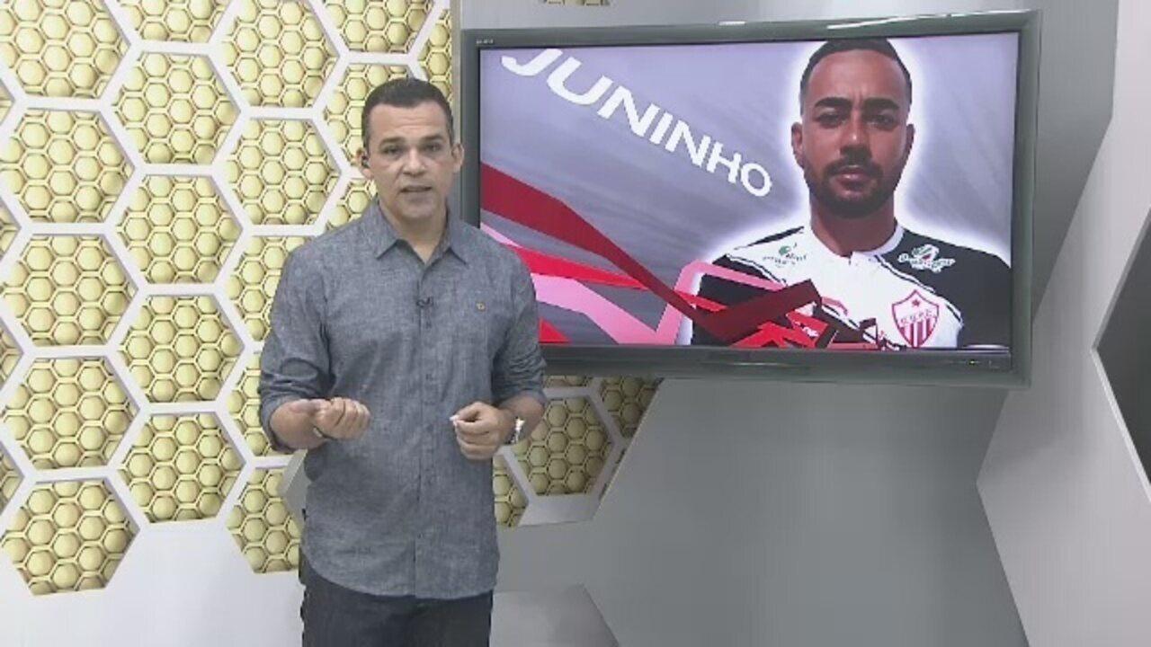 Goleiro Juninho pede rescisão de contrato e não atua mais pelo Rio Branco-AC
