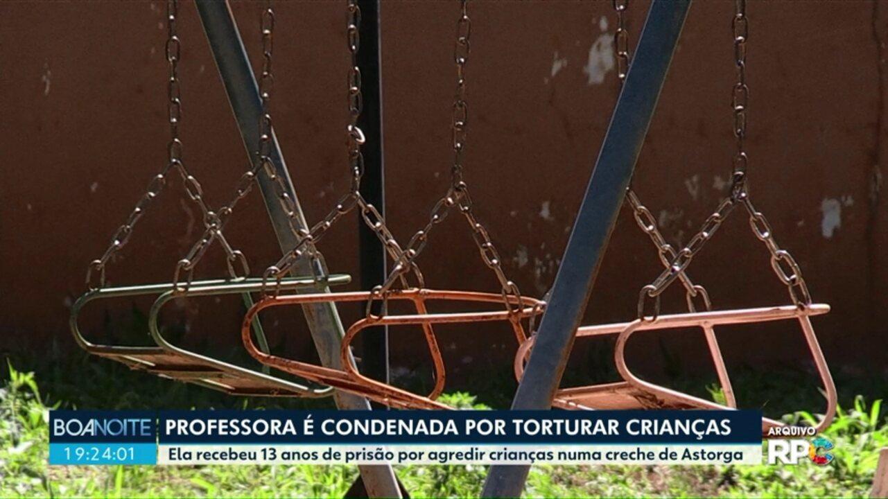 Professora é condenada por tortura em Astorga