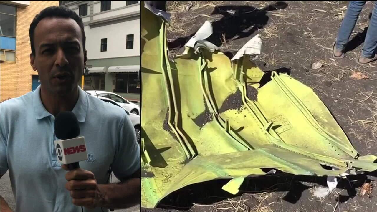 Acidente com avião na Etiópia deixa 157 mortos