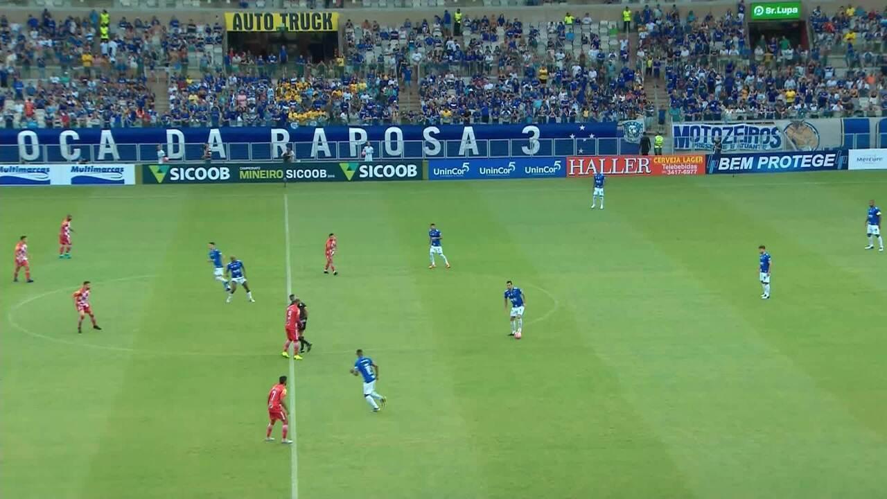 Melhores momentos de Cruzeiro 2 x 0 Tombense, no Mineirão, pela 9ª rodada do Mineiro