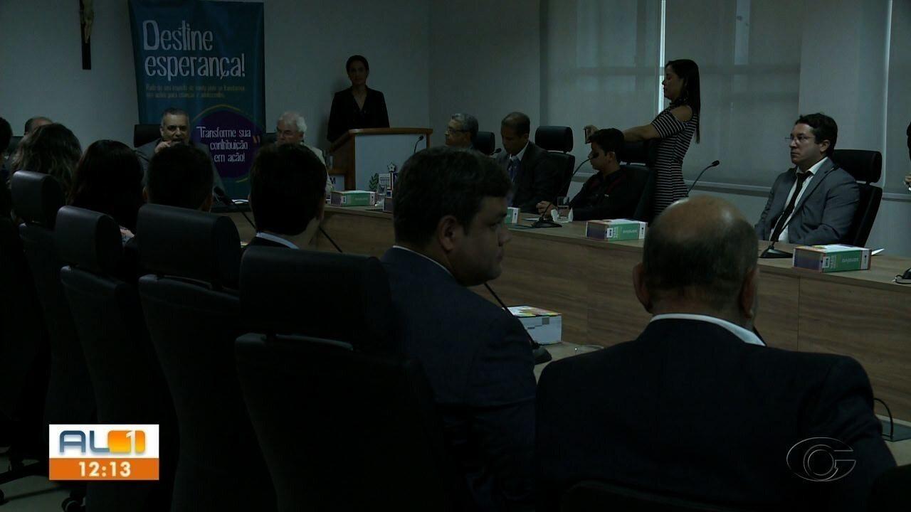 Destine Esperança: MP-AL e Receita Federal lançam campanha de doação do IR