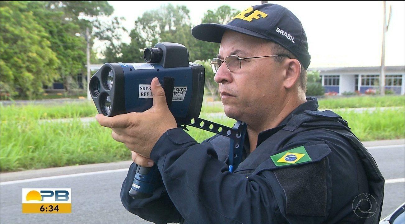 DNIT afirma que lombadas eletrônicas serão instaladas na Paraíba