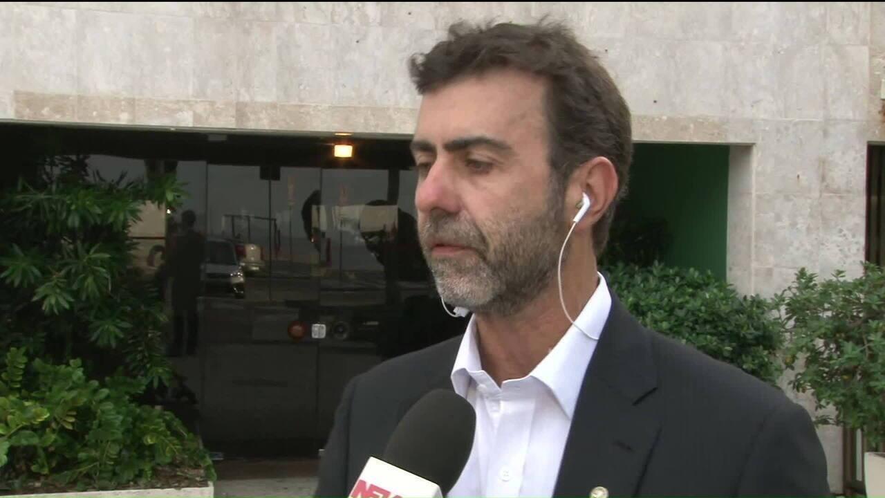 Marcelo Freixo diz que a Polícia precisa saber quem mandou matar Marielle Franco