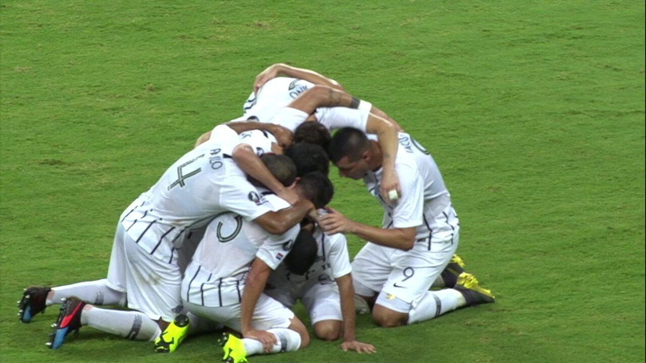 Melhores momentos de Grêmio 0 x 1 Libertad pela Taça Libertadores 2019