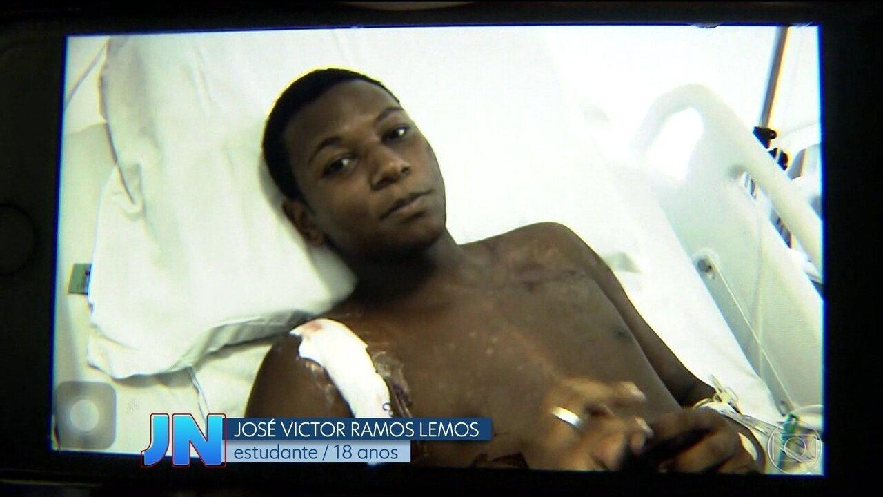 Dois feridos no ataque a escola em Suzano estão em estado grave