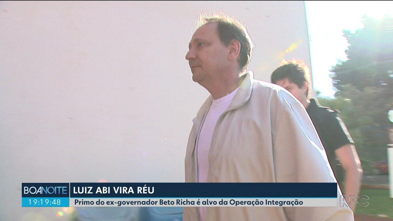 Luiz Abi Antoun vira réu na Operação Integração