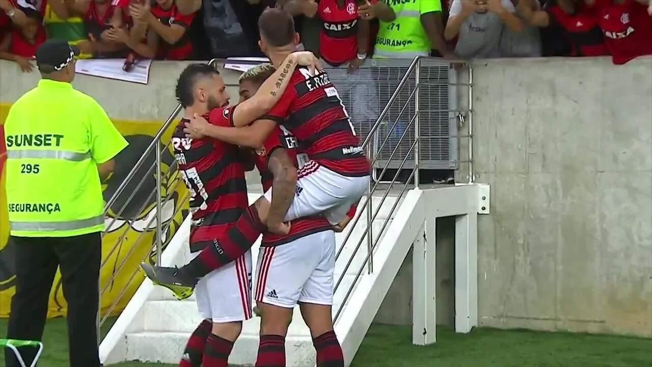 Veja os gols de Gabigol pelo Flamengo