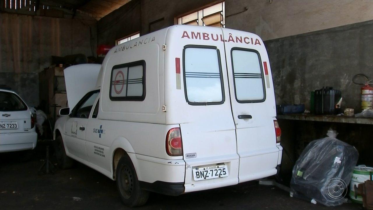 Prefeitura de Echaporã abre sindicância após ambulância quebrar por ter açúcar no óleo
