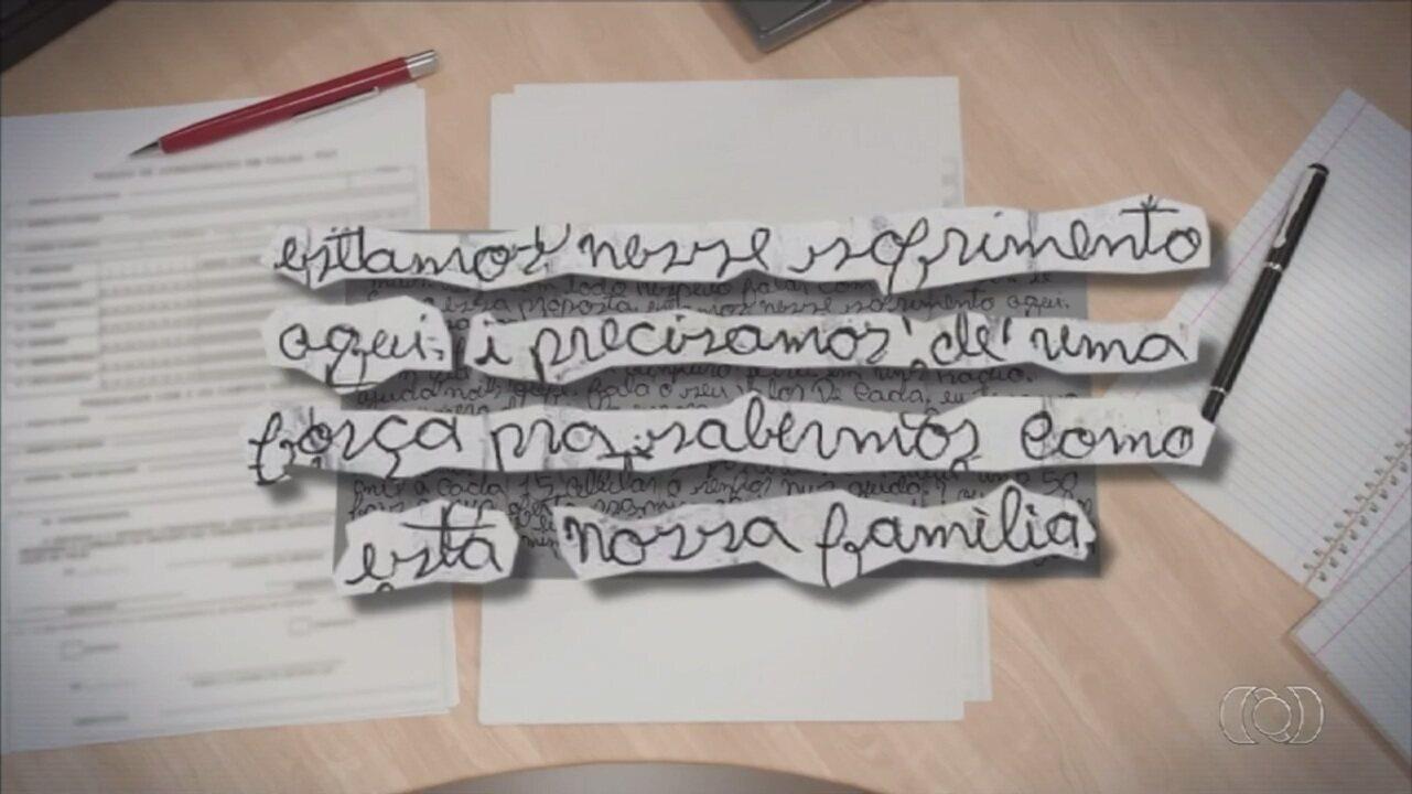 Servidor denuncia que recebeu oferta de suborno por carta de preso, em Goiânia