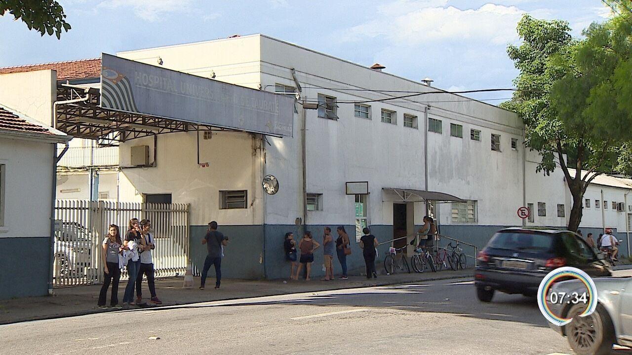 Hospital Universitário de Taubaté será administrado pela prefeitura a partir de maio