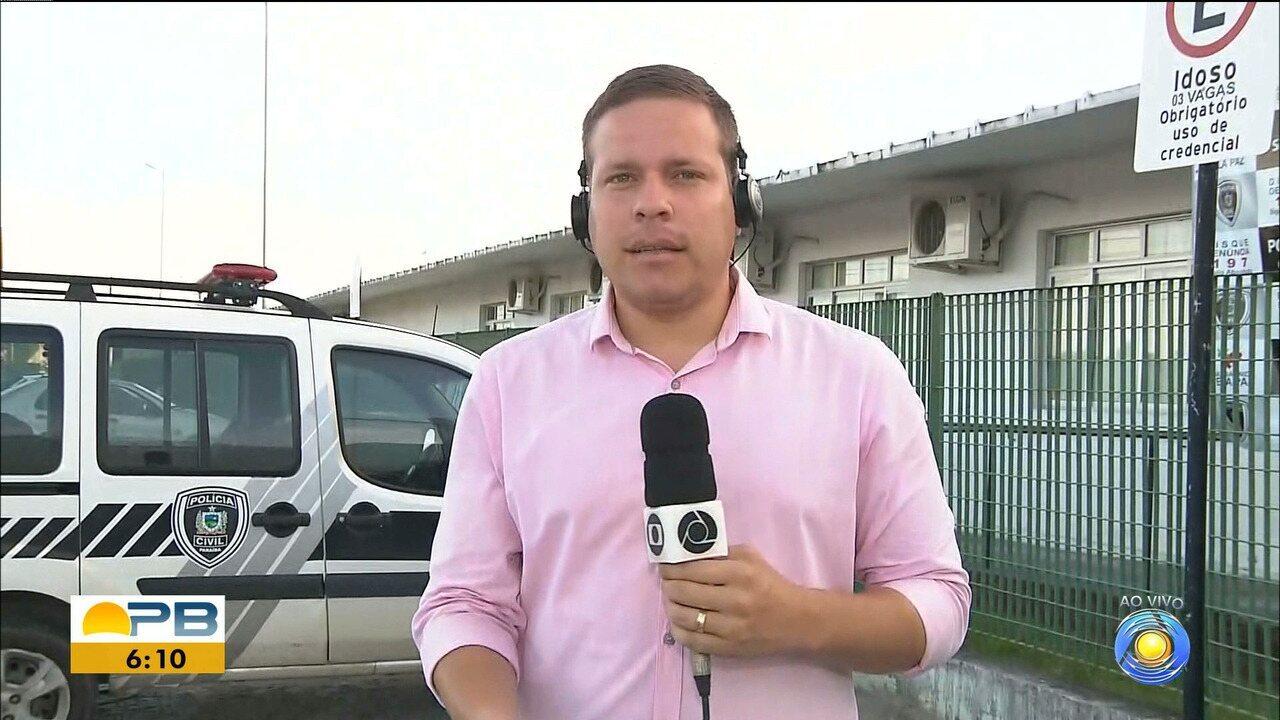 Homem suspeito de realizar assaltos é espancado por moradores, em João Pessoa