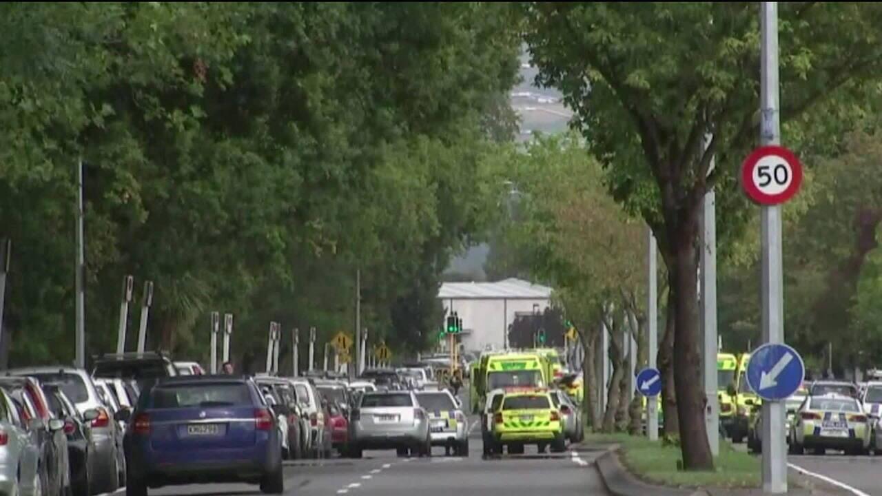 Brasileira relata tensão na Nova Zelândia após massacre