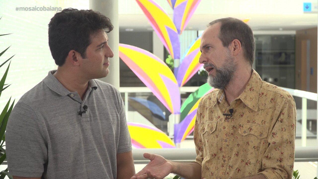 Timbó conversa com Alexandre Lins e James Martins sobre a realidade da música baiana