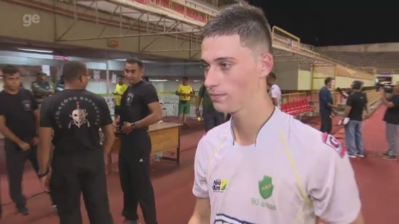 Autor de gol de triunfo do Náuas diz que jejum de vitórias motivou equipe