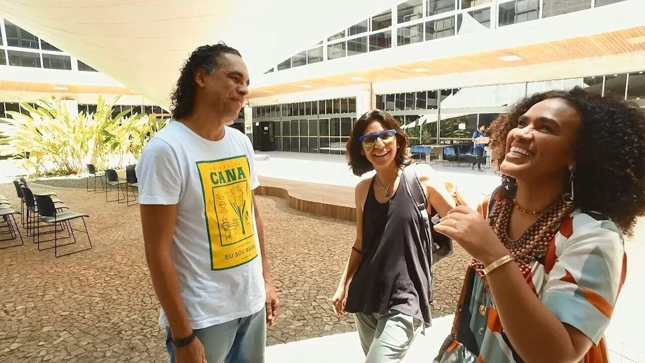 Mariene de Castro rememora origens na série 'De Volta ao Passado'