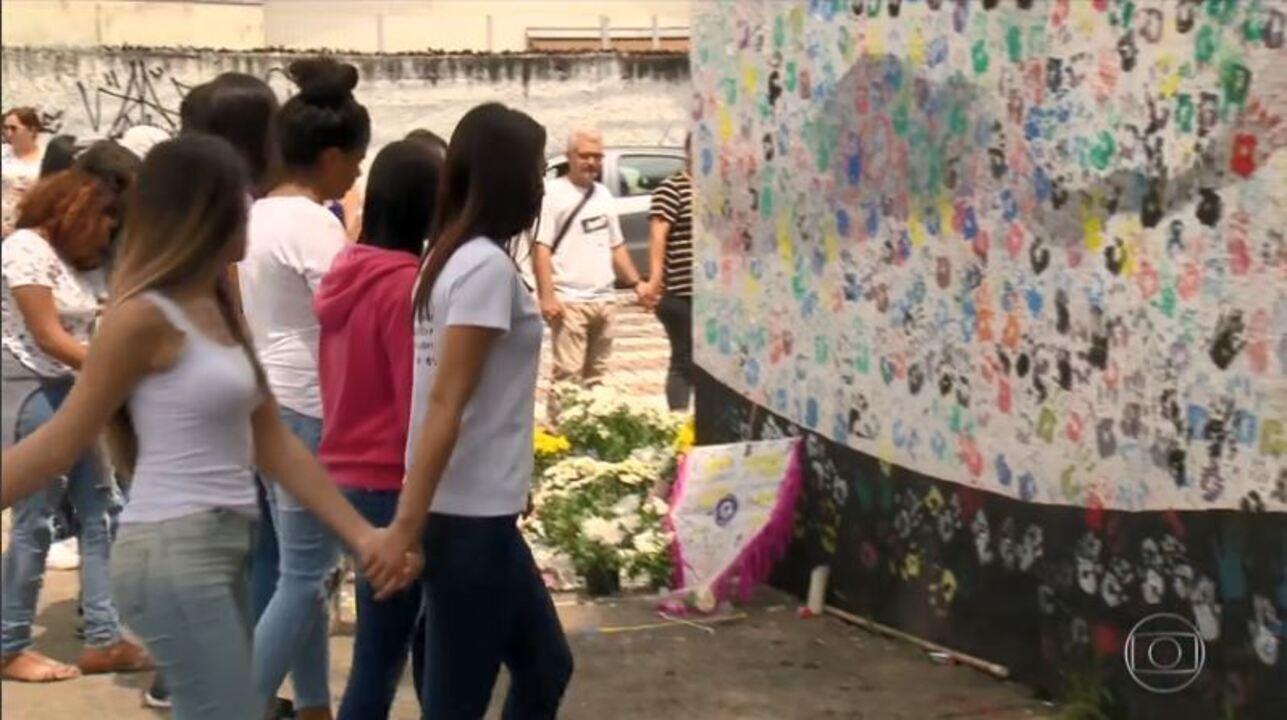 Coragem de professores de Suzano impediu que a tragédia fosse maior