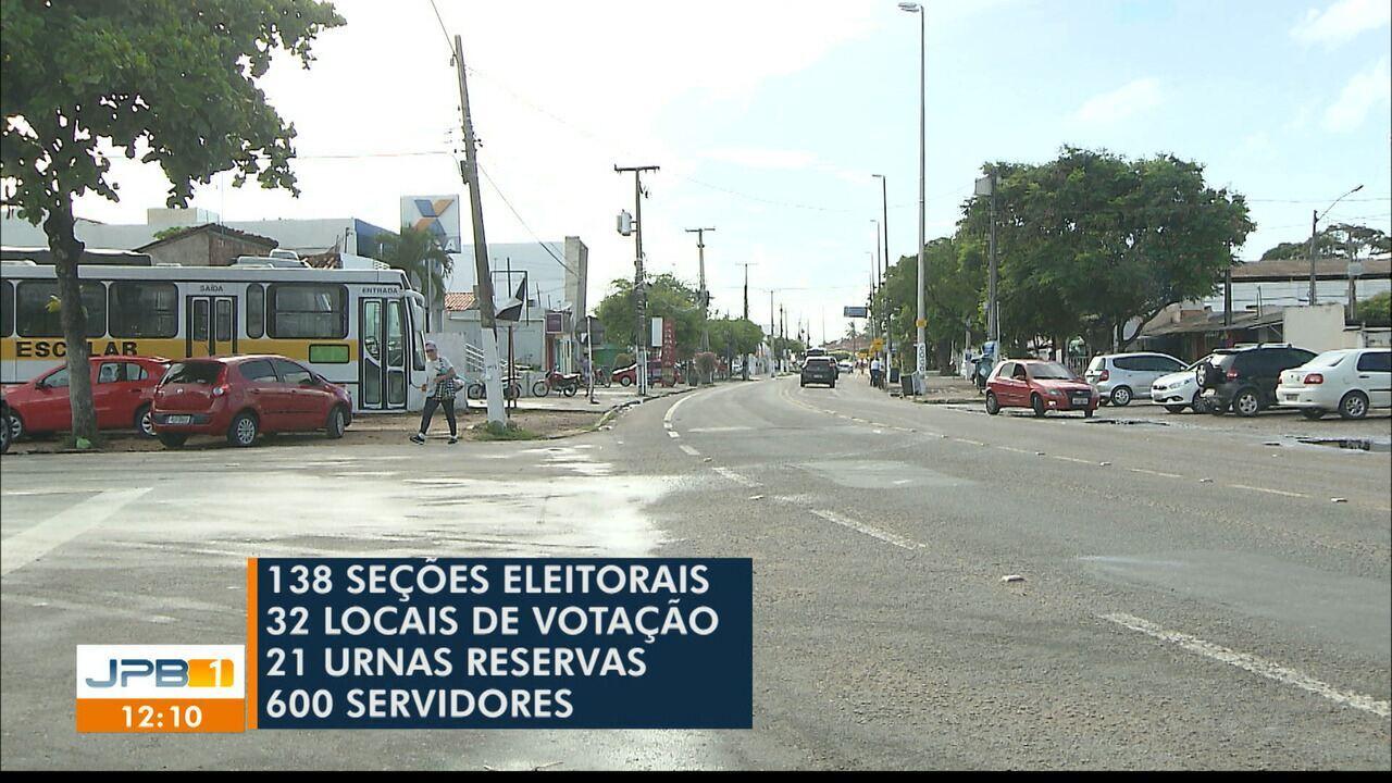 Eleições suplementares para prefeitura de Cabedelo, PB, acontecem neste domingo (17)