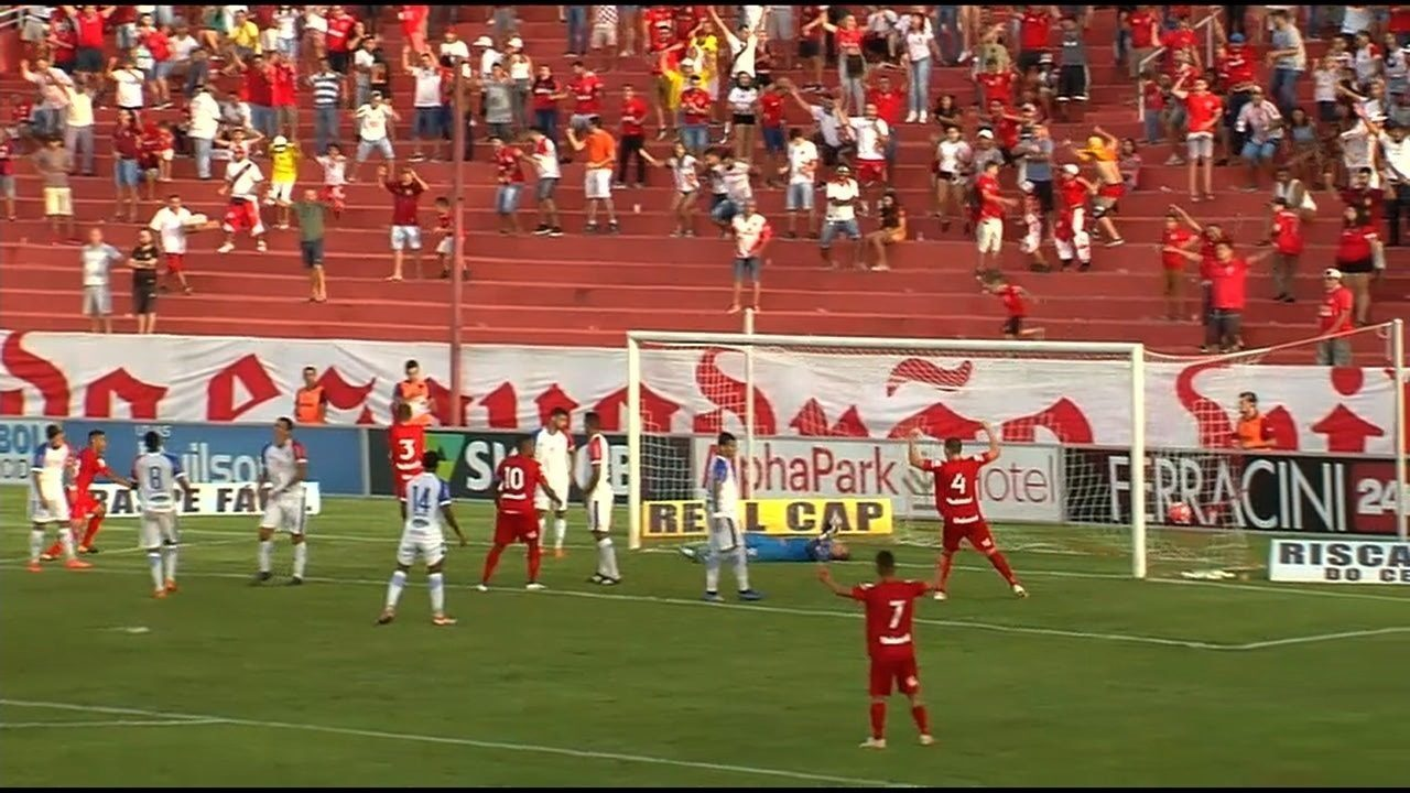Os gols de Vila Nova 1 x 1 Itumbiara - 11ª rodada do Campeonato Goiano