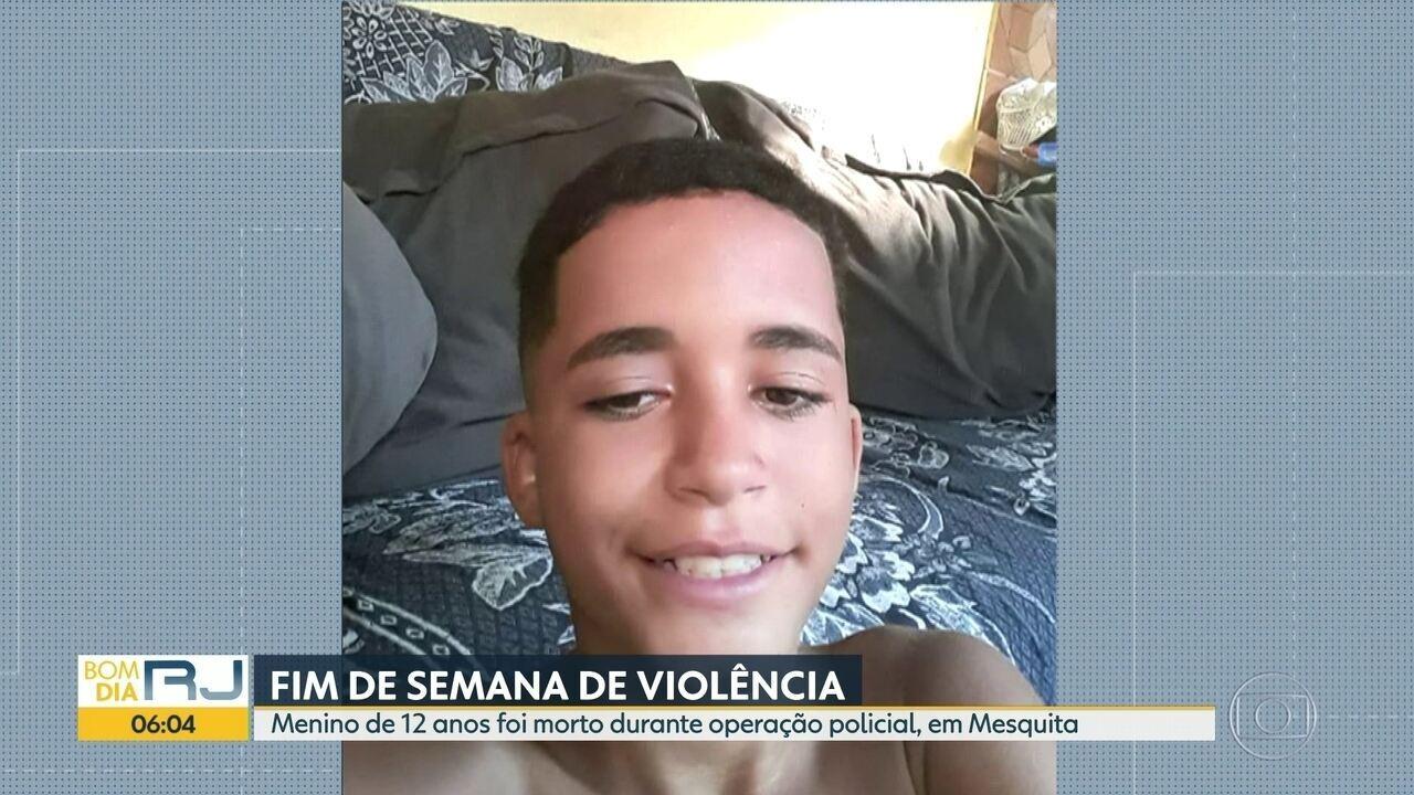 Adolescente é morto durante operação da Polícia Militar na Favela da Chatuba