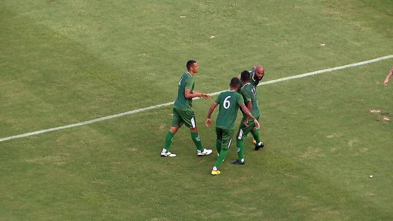 Bezerrão recebe grande público na vitória do Gama sobre o Brasiliense