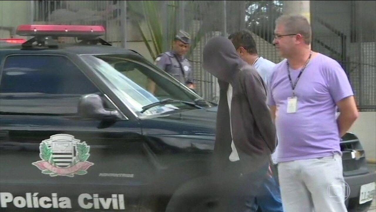 Polícia prende terceiro suspeito de participar do massacre em Suzano