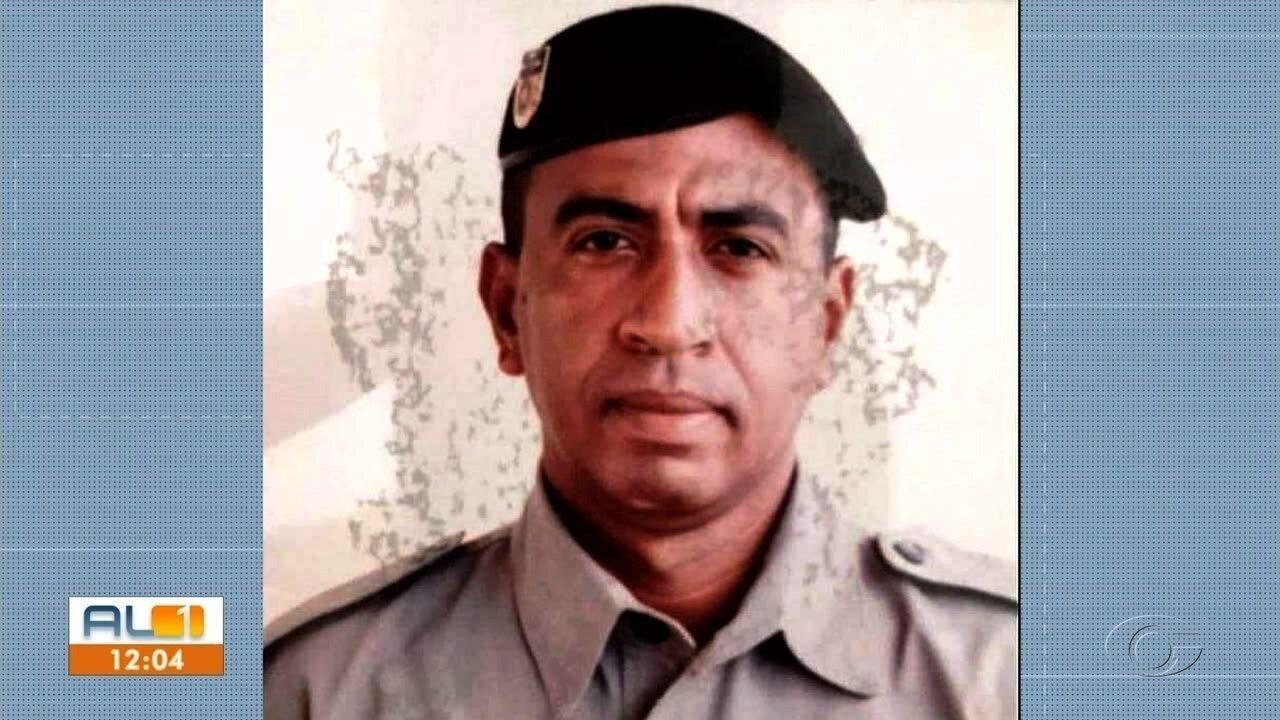 Sargento suspeito de matar soldado da PM morre após trocar tiros com a polícia nesta terça