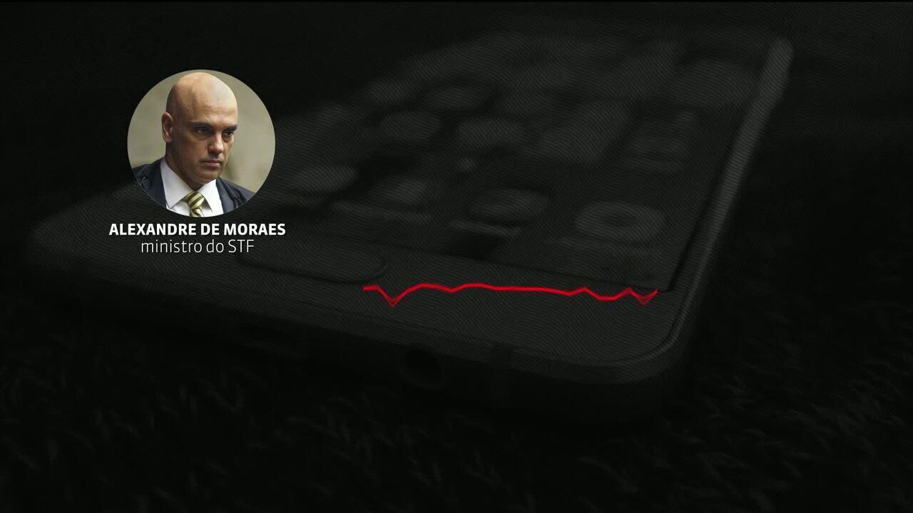 Moraes rebate críticas a inquérito para investigar ataques ao STF