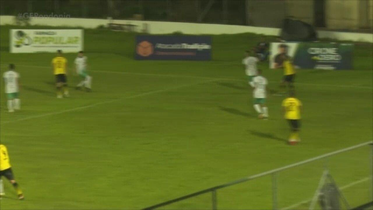 União Cacoalense x Vilhenense pela 8ª rodada do Estadual
