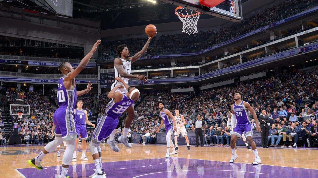 Melhores momentos: Brooklyn Nets 123 x 121 Sacramento Kings pela NBA