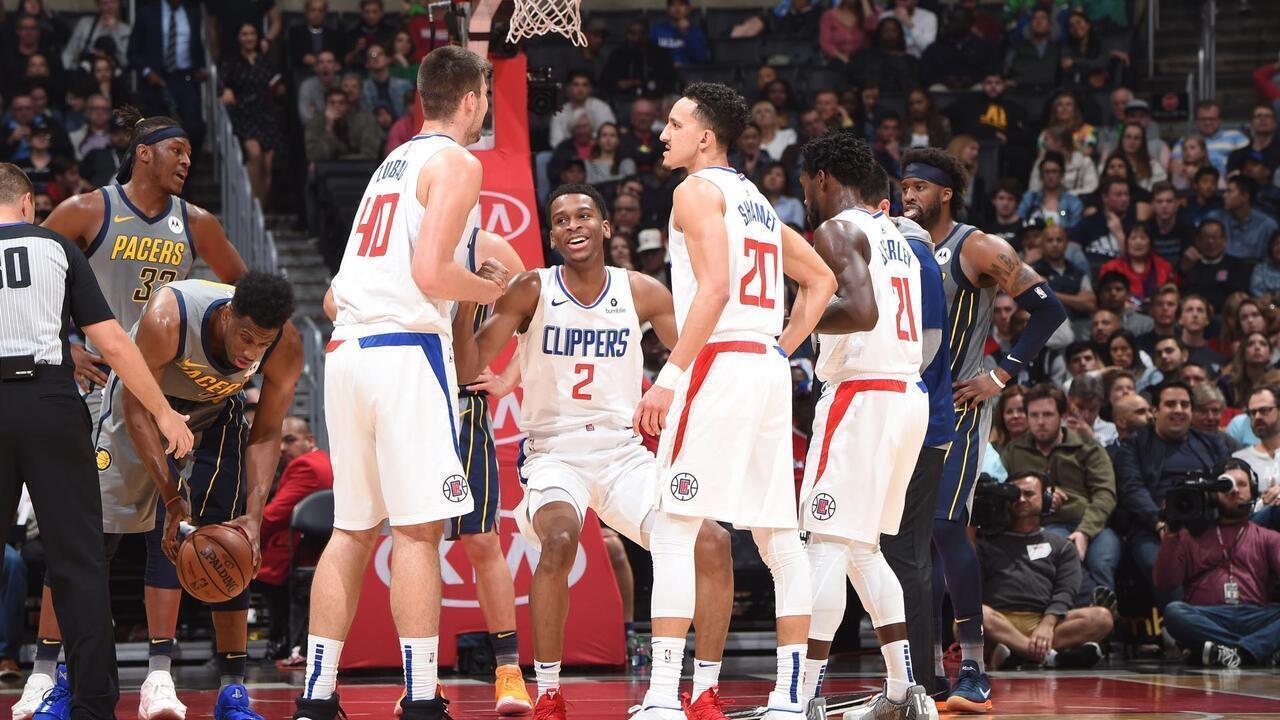 Melhores momentos: Indiana Pacers 109 x 115 Los Angeles Clippers pela NBA