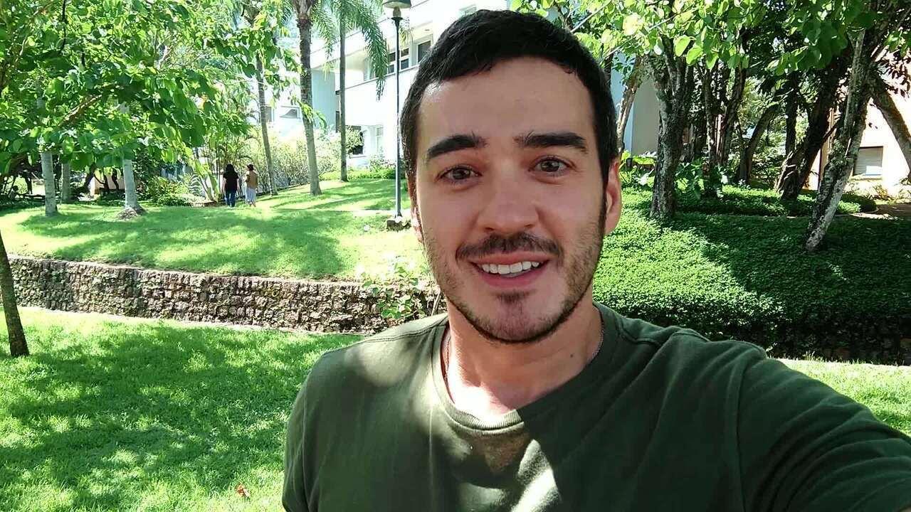 Marcos Veras faz homenagem para Beto Barbosa