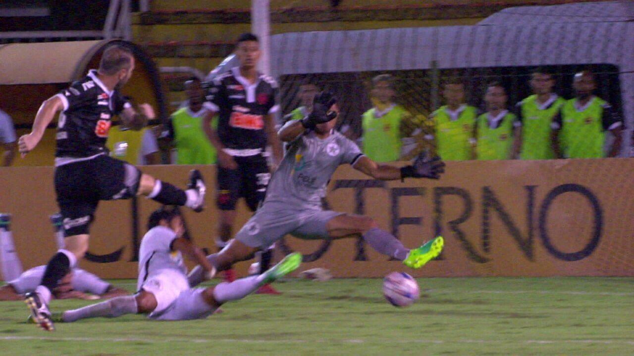 Melhores momentos: Resende 0 x 2 Vasco pelo Campeonato Carioca