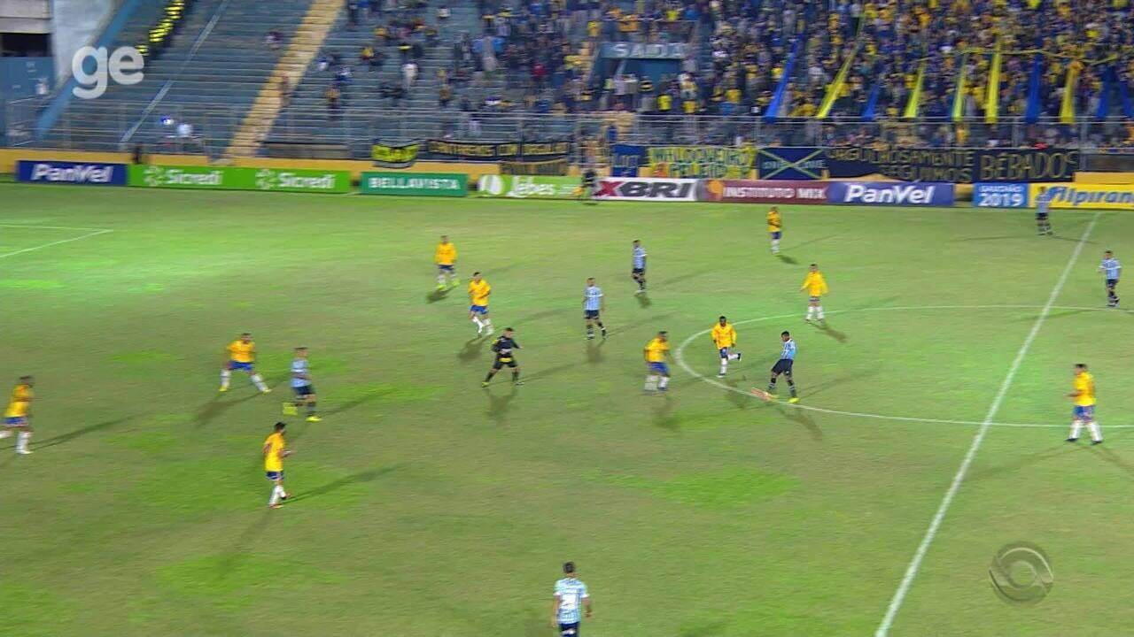 Confira os melhores momentos de Pelotas 0x2 Grêmio pelo Gauchão 2019