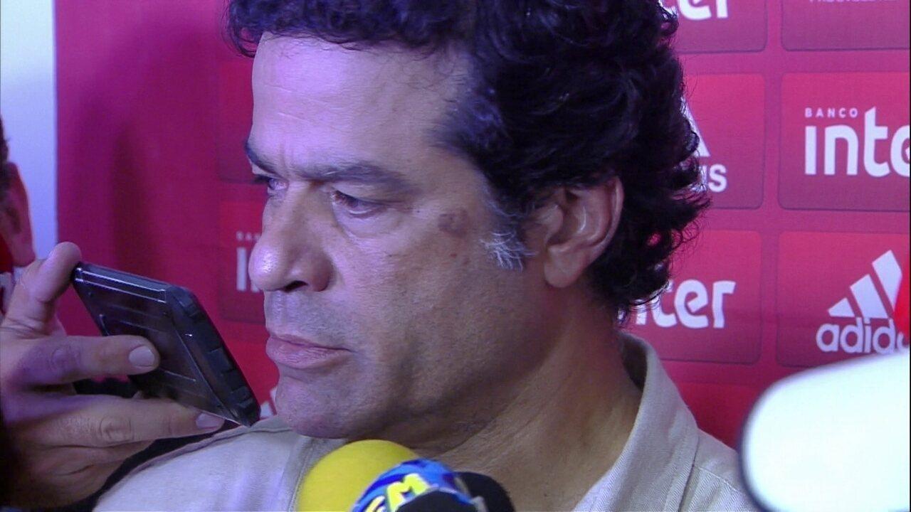 Raí comenta sobre a punição ao goleiro Jean, do São Paulo