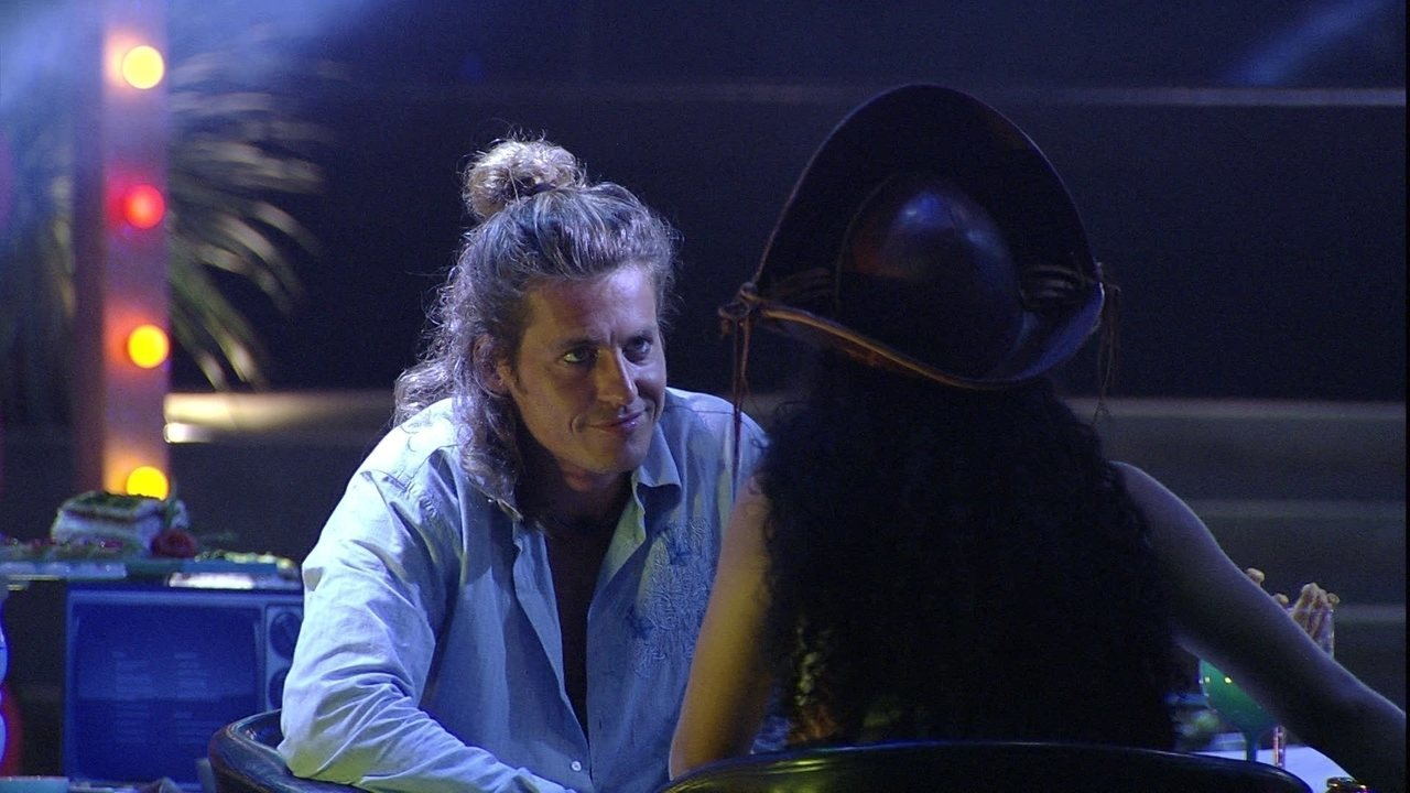 Elana se abre com Alberto Mezzetti: 'Tenho que ganhar'