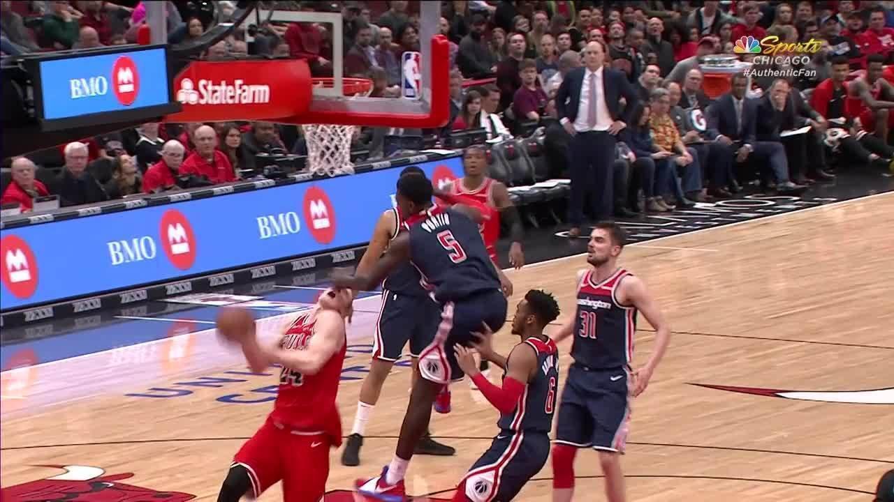 Melhores momentos: Chicago Bulls 126 x 120 Washington Wizards pela NBA