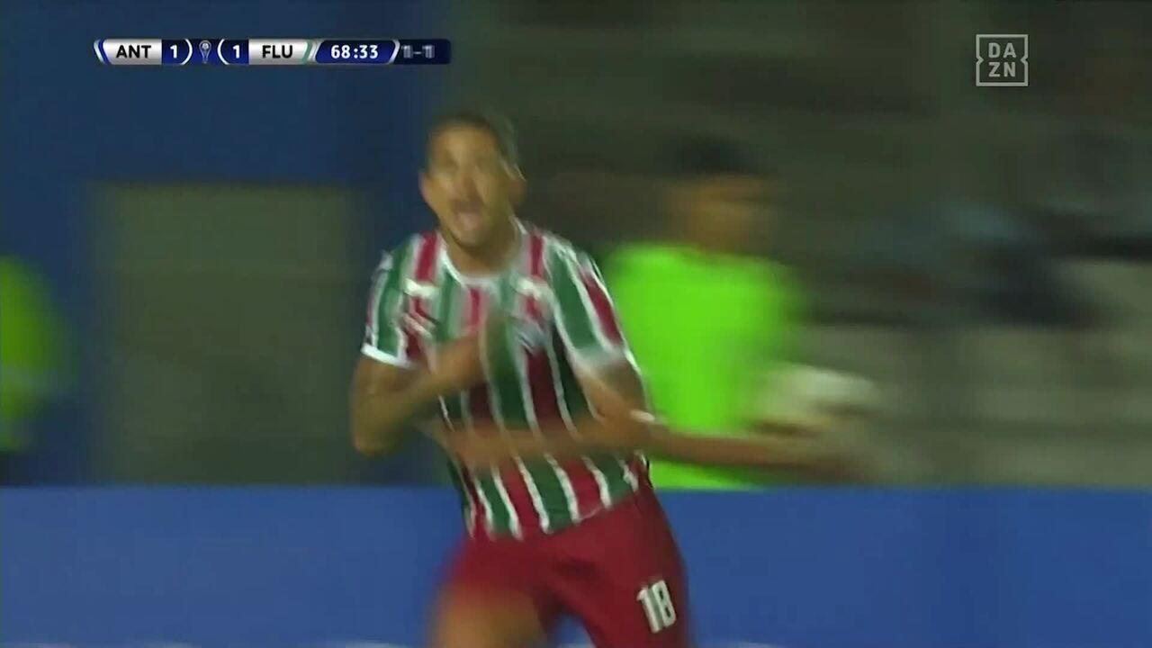 Melhores momentos: Antofagasta 1 x 2 Fluminense pela Copa Sul-Americana