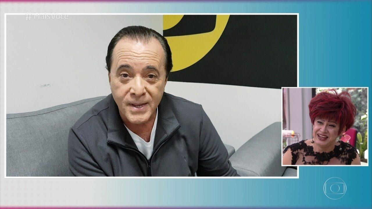 Tony Ramos manda recado para Nany People