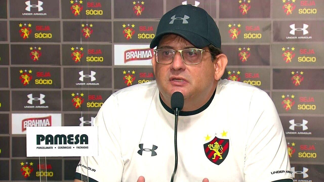 Guto Ferreira fala sobre a ausência de Sander