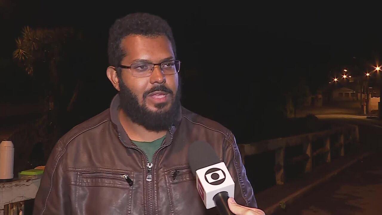 Moradores reclamam da falta de informação e de treinamento em Barão de Cocais