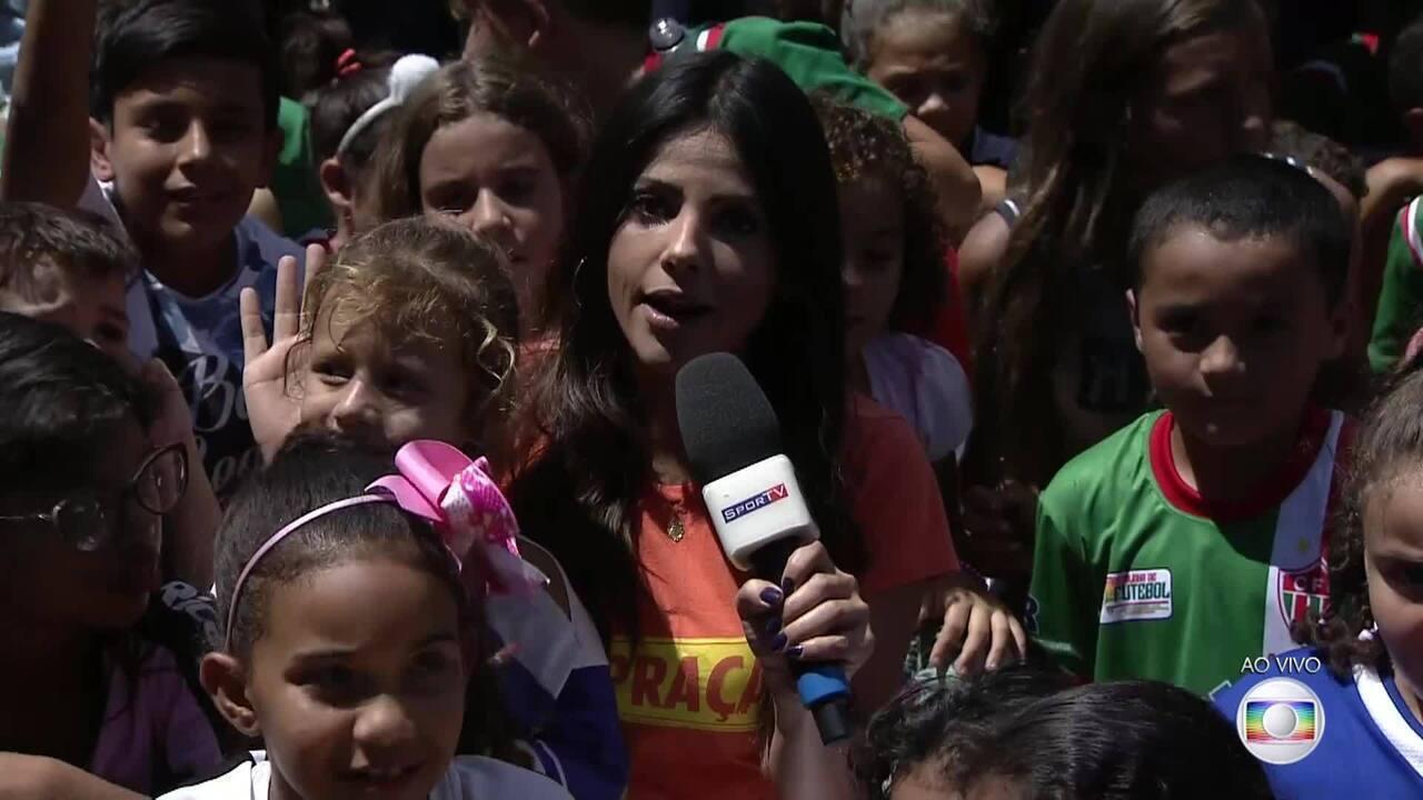 Primeiro Bloco Do Globo Esportemg De Sábado Dia 23032019
