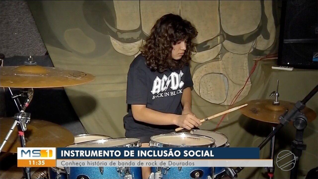 Música na inclusão social